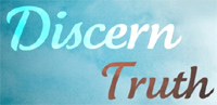 Discern Truth Solve Problems