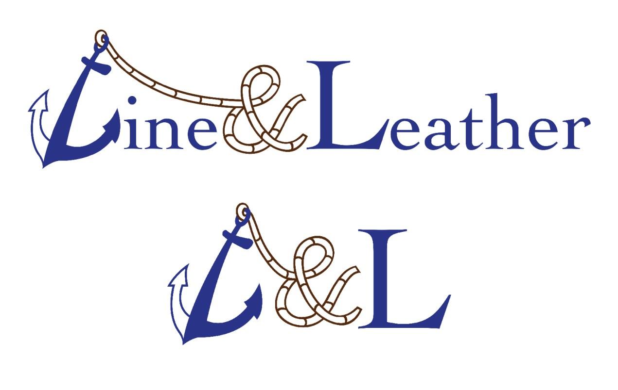 Line & Leather Logos