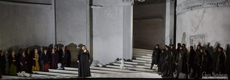 Maometto II – the Canadian Opera Company's 2016 production