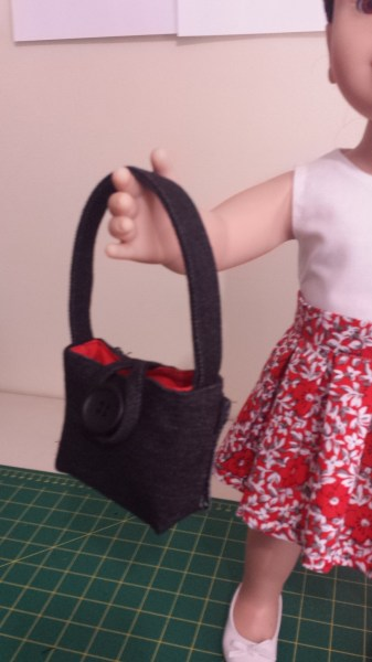 AG Doll Handbag