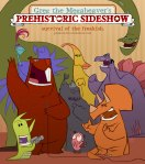 Prehistoric Sideshow Teaser Poster