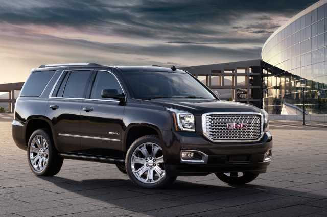 Archives   Chris on Cars 2016 GMC Yukon front