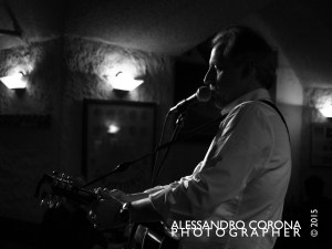 Chris Rundle Band @ Cantina Bentivoglio