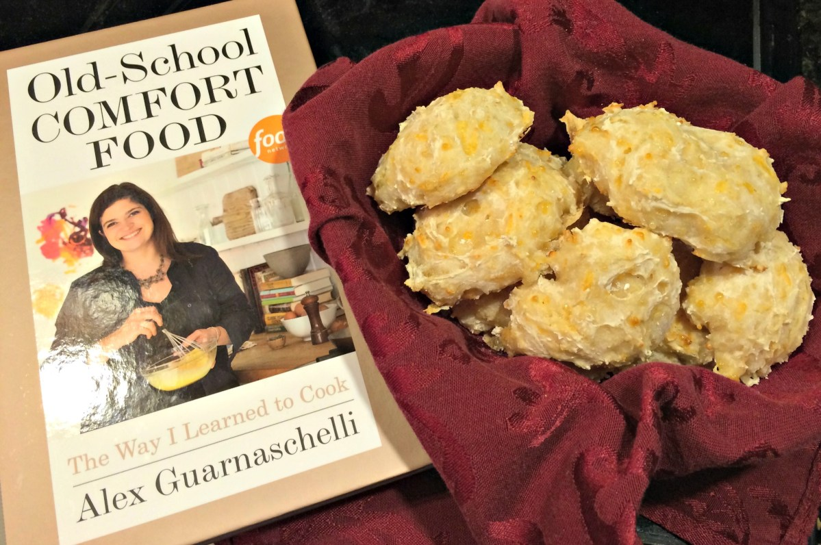 Old-School Comfort Food by Alex Guarnaschelli and Evil Biscuits