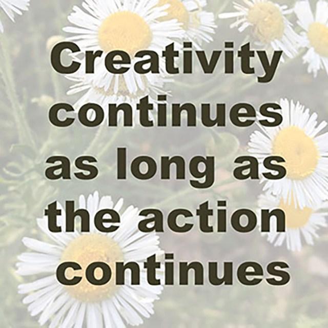 creative tip - how to be creative