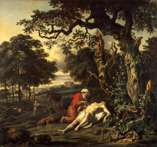 Wynants, Parable of the Good Samaritan