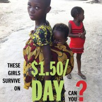 $1.50 Challenge to Raise Awareness for Plight of World's Poorest People
