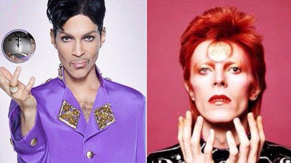 Prince X Bowie