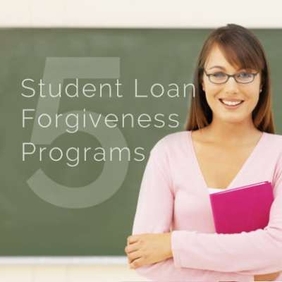 5 Student Loan Forgiveness Programs (for Nurses, Teachers, Military, and Others)