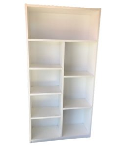6x3hugostaggeredbookcase