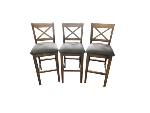 Panorama Upholstered Bar Stools