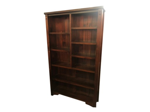7×4 Pinnacle bookcase