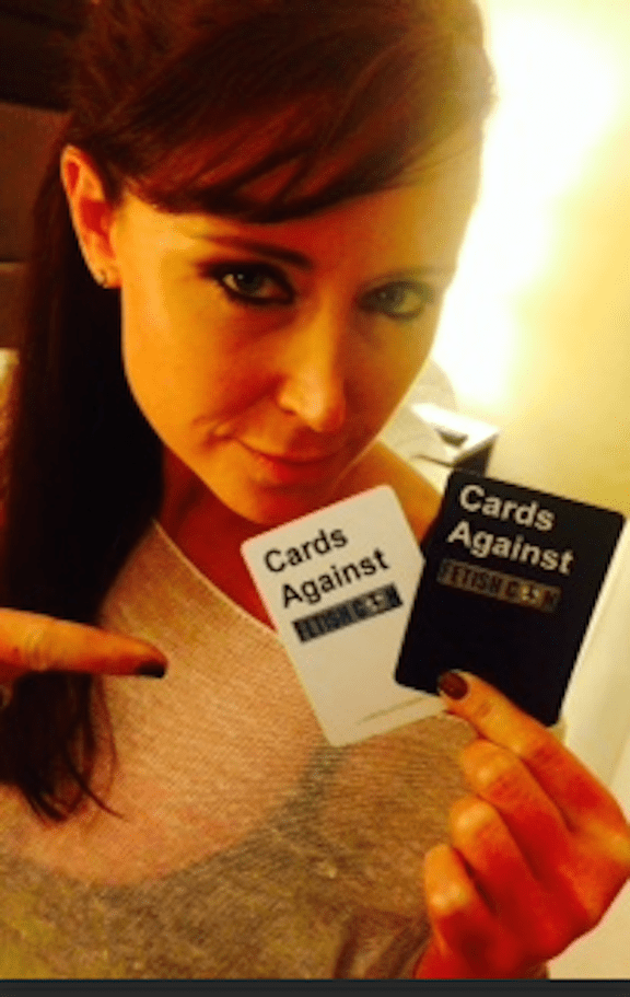 Cards against Fetish Con 2