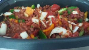 chili - begining