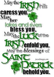 blesssings of St. patrick