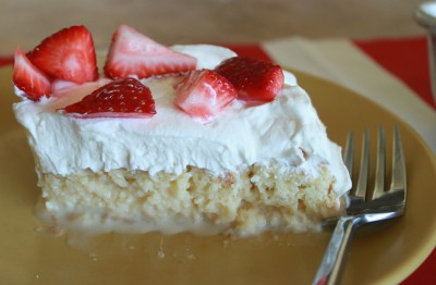 THREE MILK CAKE | Tres Leches Cake