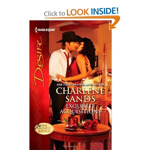 cover of Exquisite Attractions by Charlene Sands