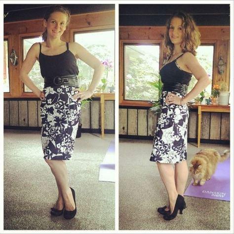 Smart Glamour Skirt