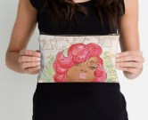 Trust Your Heart...Small Clutch