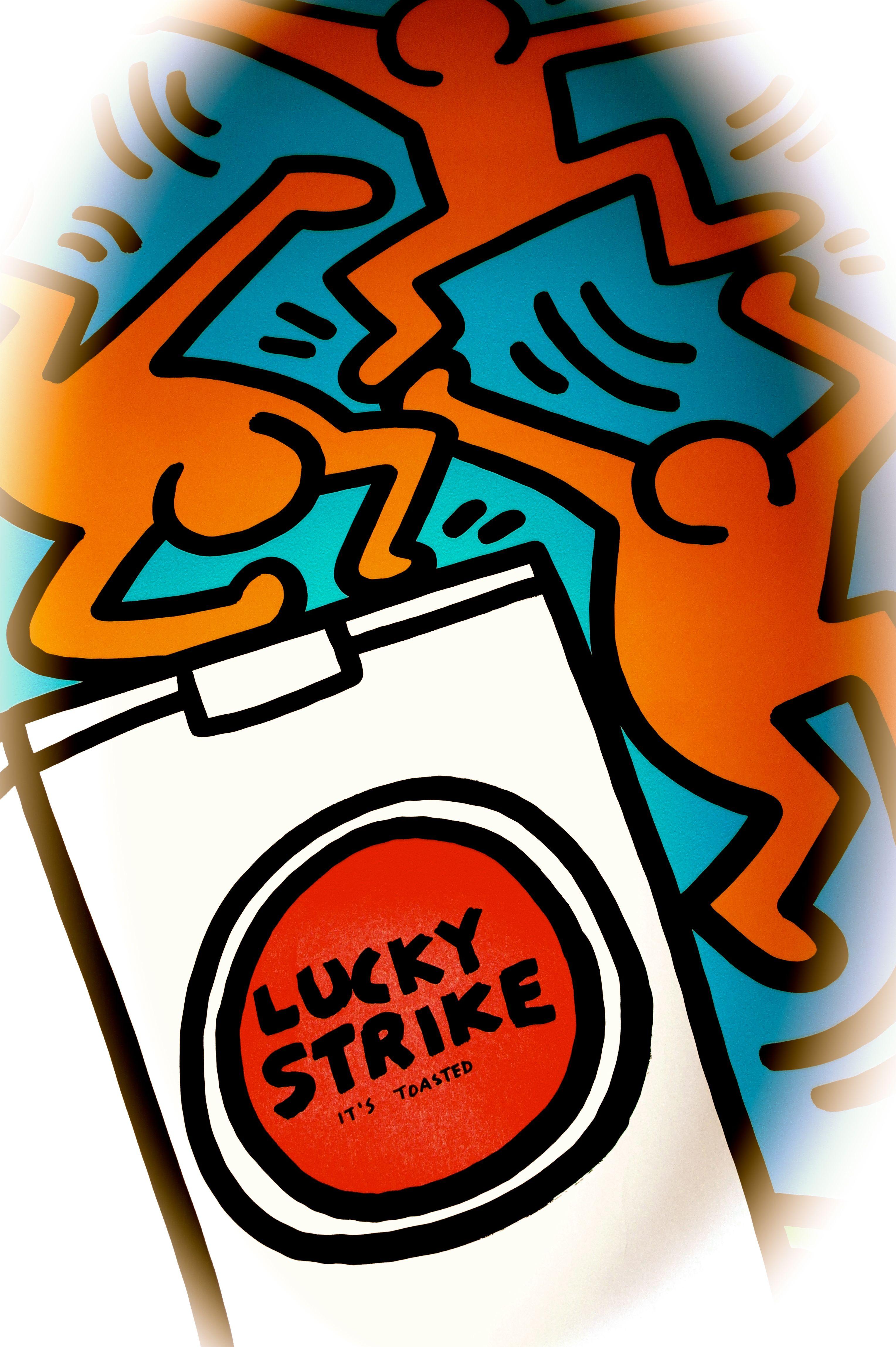 warum das neue logo von lucky strike funktionieren k nnte. Black Bedroom Furniture Sets. Home Design Ideas