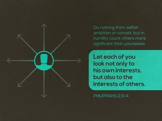 Leaders Focus on Others (Phil 2:1-4)