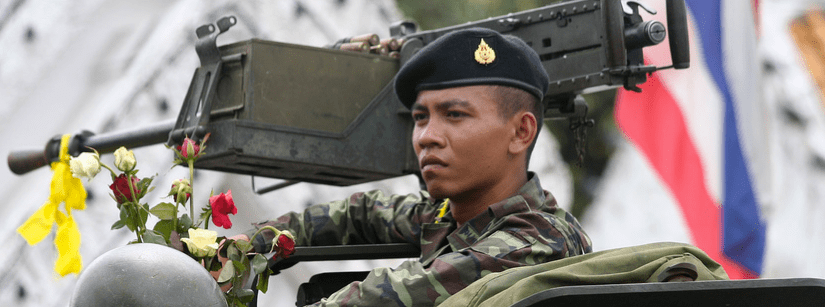 thailand coup d'etat