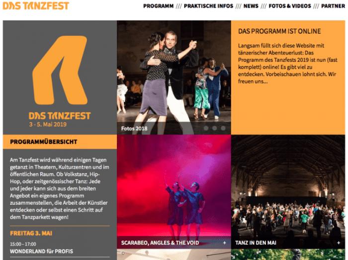 Tanzfest 2019
