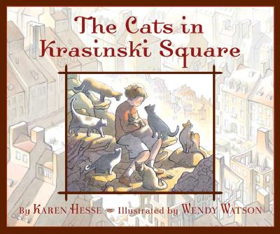 The Cats of Krasinski Square