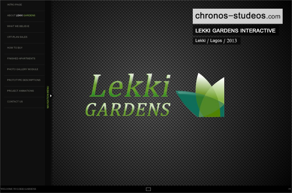 interactive multimedia presentation for lekki gardens lagos nigeria (2)