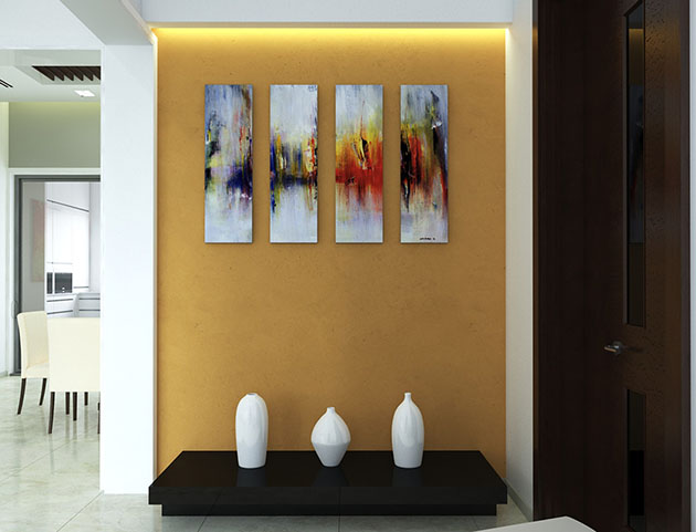 FEATURED chronos studeos anteroom rendering luxury apartments