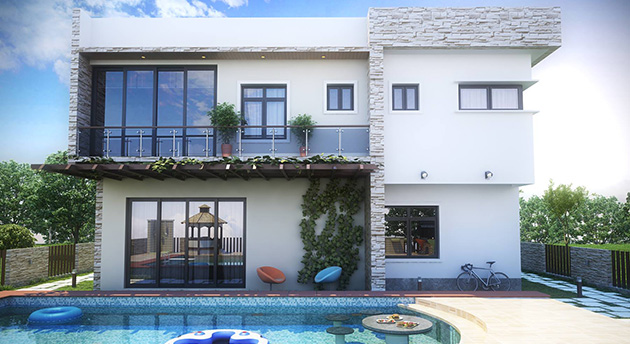featchronos studeos rendering private residence 3