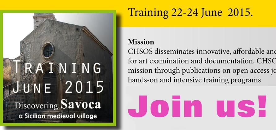 Training June 2015