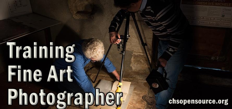 Training Fine Art Photographer