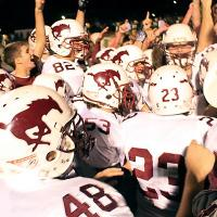 Video: South vs. Central football game rivalry teaser