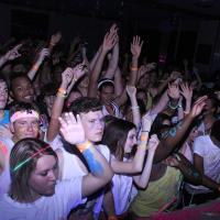 cRave- Back to school dance photos