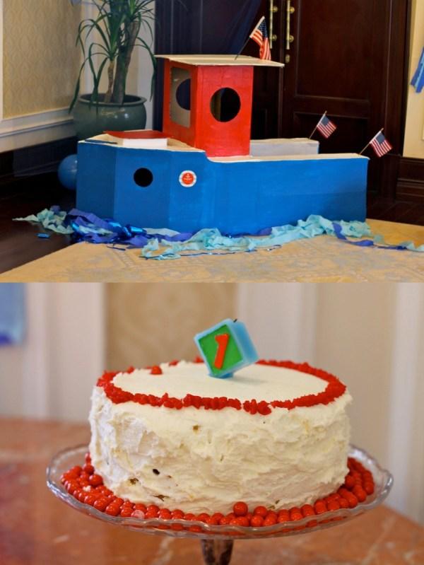 Nautical Birthday Party10