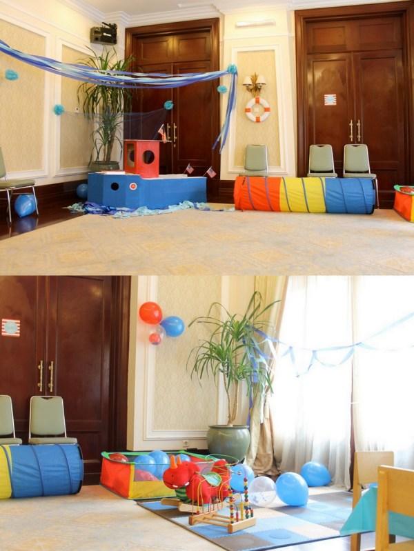 Nautical Birthday Party9
