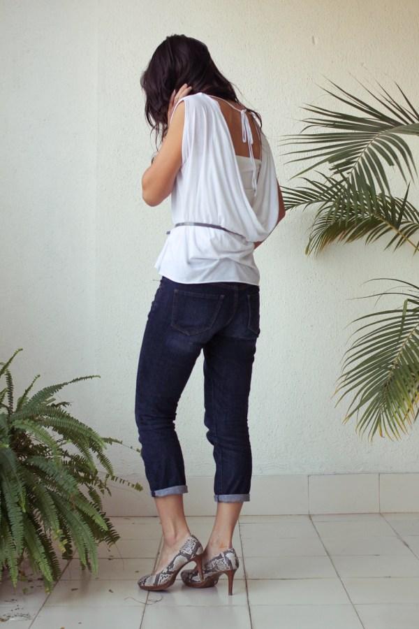 iSanctuary blue necklace & jeans-7