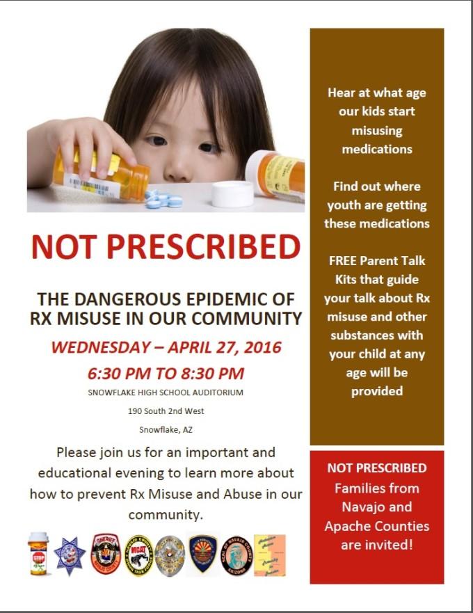Not Prescribed