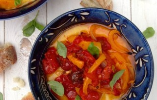 Italian Peperonata Recipe