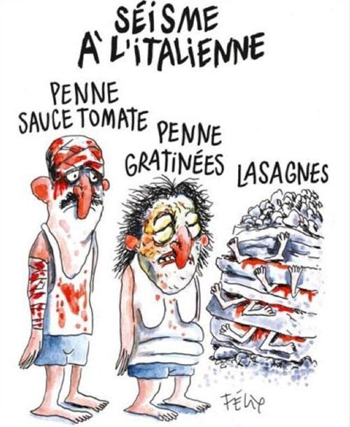 Assessore su Charlie Hebdo