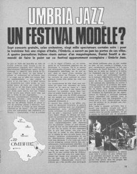 Jazz Magazine, octubre de 1975