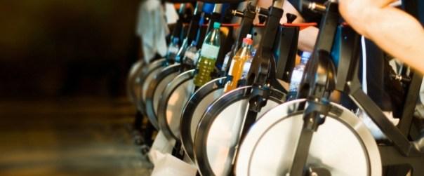 bebidas-isotonicas-en-clase-de-ciclo-indoor
