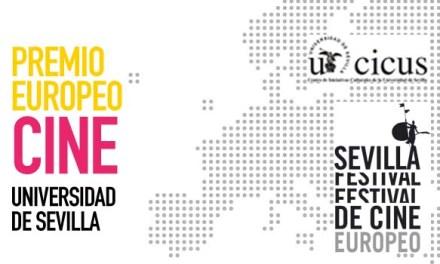 """IX PREMIO EUROPEO DE CINE """"UNIVERSIDAD DE SEVILLA""""  2016"""