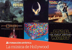 CURSO · LA MÚSICA DE HOLLYWOOD
