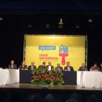 Entidades participam de lançamento da Revisão do Plano Diretor