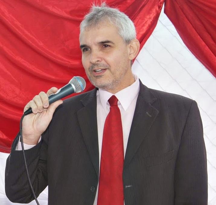 Dr. Marcos Augusto Cavalcanti Dias, juiz da 68ª Zona