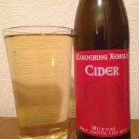 Hard Cider Review: Wickson by Wandering Aengus