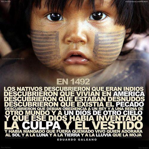 Día de la Resistencia Indígena