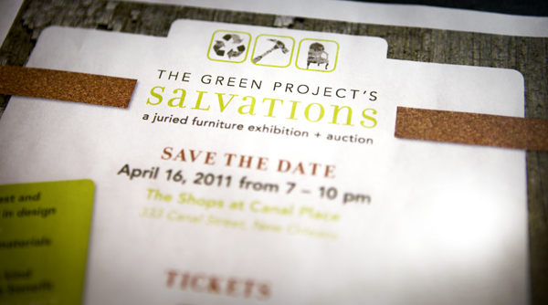 The Green Project's Salvations Identity – Sneak Peek